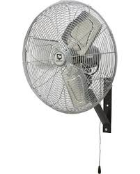 oscillating wall fan. Strongway Oscillating Wall-Mounted Fan - 20 Inch, 4600 CFM Wall