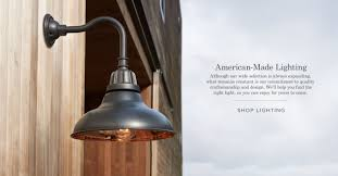 lighting in house. AmericanMade Lighting In House