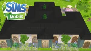 The Sims Mobile Home Design The Sims Mobile Sprawling Shape A Licious Mansion Keeping Up With Cody Level 40 Ios