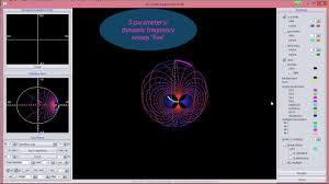 Microwaves101 Three Dimensional Smith Chart