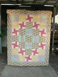 Pin by Suzanne Babel Crane on My quilts | Pinterest & Mirrow Image Quilt in Pinks, Purple, Green, and Yellow $215 by Tea Time Adamdwight.com