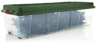 Plastic Christmas Tree Storage Box