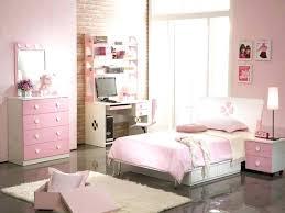 Girls White Bedroom Furniture Desk For Kids Long Dresser Modern Cute ...