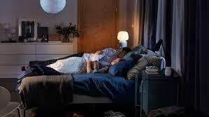 Slaapkamerideeën voor een betere rust - IKEA