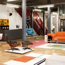 aram modern furniture shop in london at covent garden