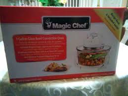 magic chef convection oven