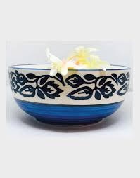 Ceramic Bowl Designs Blue And White Ceramic Bowl