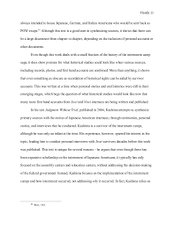final historiographical essay 23