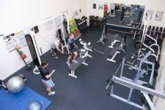 robert lowe sports centre n a gym
