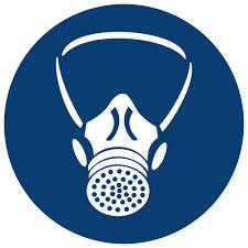 Respiratory Protection Shall Be Worn Mv 2