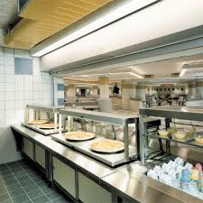 high school cafeteria. South Philadelphia High School Cafeteria Serving Line