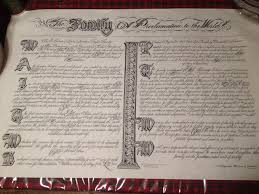 The Family A Proclamation To The World Calligraphy By