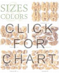 Walnut Grading Chart Farm Fresh California Walnuts Empire Nut Company
