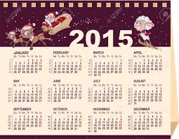 Calendar Format 2015 2015 Wall Calendar Illustration In Vector Format