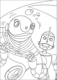 Kids N Fun 18 Kleurplaten Van Robots