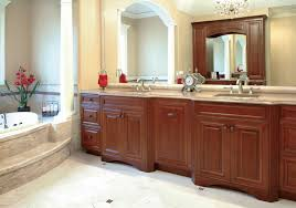 bathroom vanity wood cabinets custom