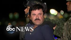 Drug lord El Chapo gets life in prison - YouTube
