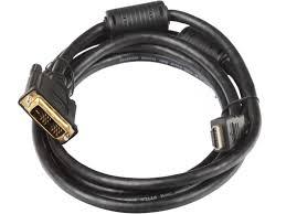 <b>Аксессуар</b> 👓️ <b>Telecom HDMI M</b> to DVI-D M 2️⃣m ...