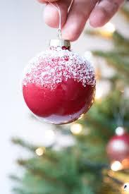 3 Genial Einfache Upcycling Ideen Um Christbaumkugeln Ganz