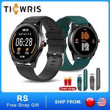 New <b>Ticwris RS Smartwatch</b> Men IP68 waterproof Heart Rate ...