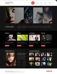 Photography Website Templates Stunning 28 Best Photography Website Templates Free Premium FreshDesignweb
