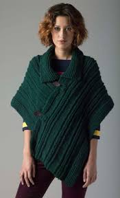 Knit Poncho Pattern Simple Knitting Patterns Galore Level 48 Knit Poncho