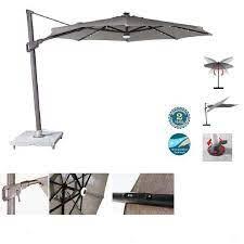 alum 10 ft 10 ft 8 ribs patio umbrella