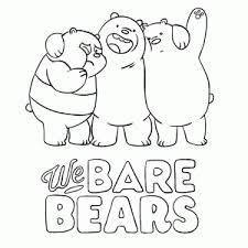 Wat Beren Leren Kleurplaten Leuk Voor Kids
