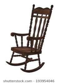 Wooden Rocking Chairs Images Stock Photos Vectors Shutterstock