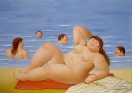 Risultati immagini per donna al mare