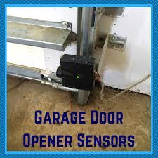 My Garage Door Sensor Light Is Out Diagnosing Your Garage Door Css Garage Doors
