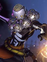 Free download Zenyatta Overwatch 26 ...