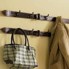Standing Ski Coat Rack DIY Coat Rack 100 Project Designs Bob Vila 28