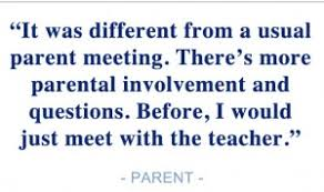 parent teacher conference letter to parents examples how to build a better parent teacher night teaching for