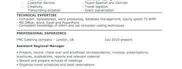 Sample Canadian Resume Format Bitacorita