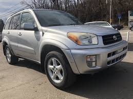 For Sale: 2002 TOYOTA RAV4 L at Quality Car Store