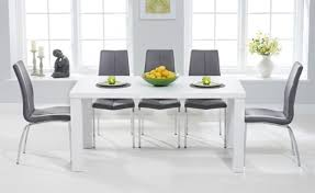 dining room glamorous white dinette sets white table and chair set