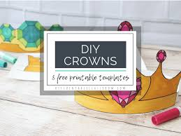 You've just needed simple steps to download, edit, and finally print them easily. Diy Printable Crown Templates 8 Free Versions The Kitchen Table Classroom