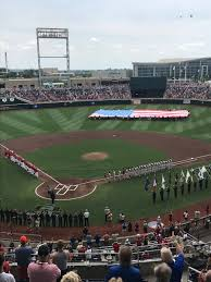 Td Ameritrade Park Seating Chart With Rows Td Ameritrade Park Omaha 2019 All You Need To Know