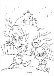 Small Picture Chicken little 34 coloring pages Hellokidscom