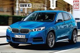 BMW Convertible bmw x1 handling : 2016 BMW X1 - New Rendering