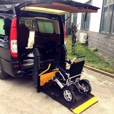 wheelchair lift for car. Electric Wheelchair Lift For Van And Minivan Car