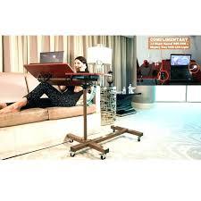 rolling bed table sharper image best over bed table tilt rolling adjustable by rolling hospital bedside rolling over bed laptop table