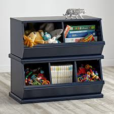 Toy Organization For Living Room Kids Toy Boxes The Land Of Nod