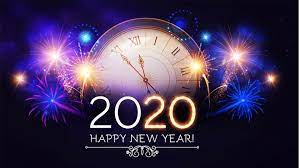 Download Happy New Year 2020 Wallpapers ...