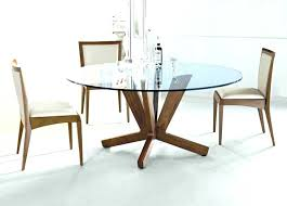 modern round kitchen table circle ideas glass dining white with leaf and set sets