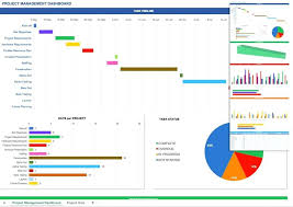 Ms Office Project Management Templates Excel Project Management Spreadsheet Construction Templates
