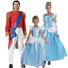Cinderella Character Costumes
