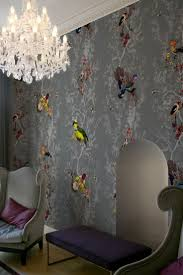 Wallpaper Decoration For Living Room 17 Best Ideas About Dining Room Wallpaper On Pinterest Classic