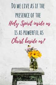 Christian Quotes On The Holy Spirit Best Of Do You Know The Power Of The Holy Spirit Pinterest Holy Spirit